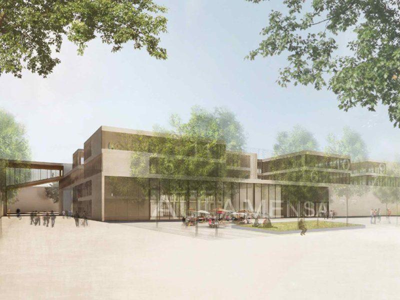 Schilling Architekten ein gewinn für das gesamte quartier architekturwettbewerb für die