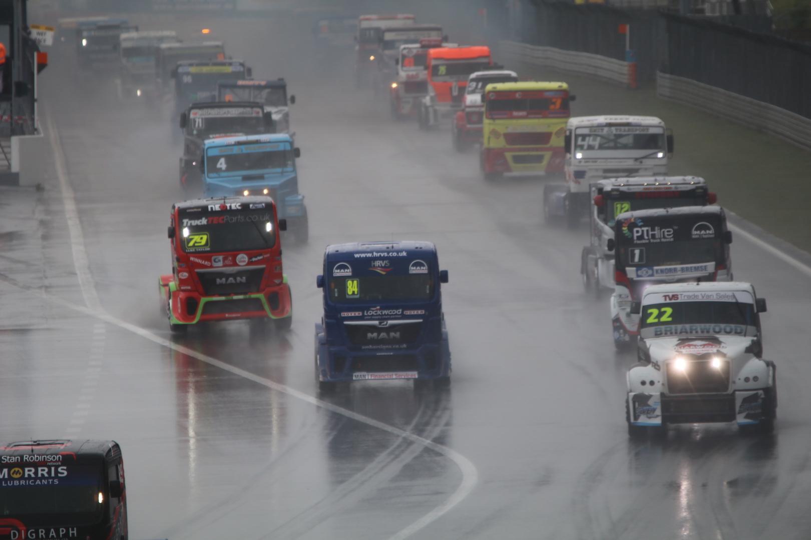 Truck-Rennen