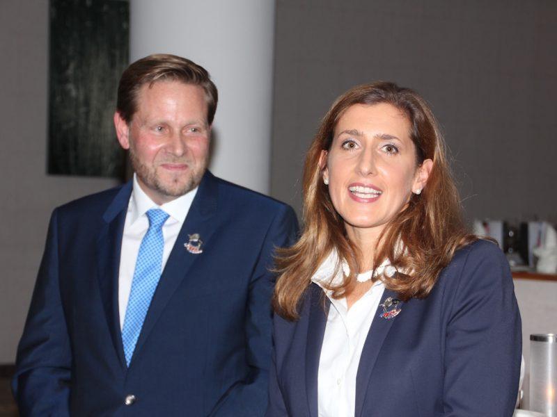 Bonner Prinzenpaar Prinz Dirk II. (Vögeli) und Bonna Alexandra III. (Roth)_I