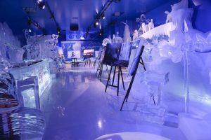 Eisbar der Ausstellung ©agentur baganz-9524