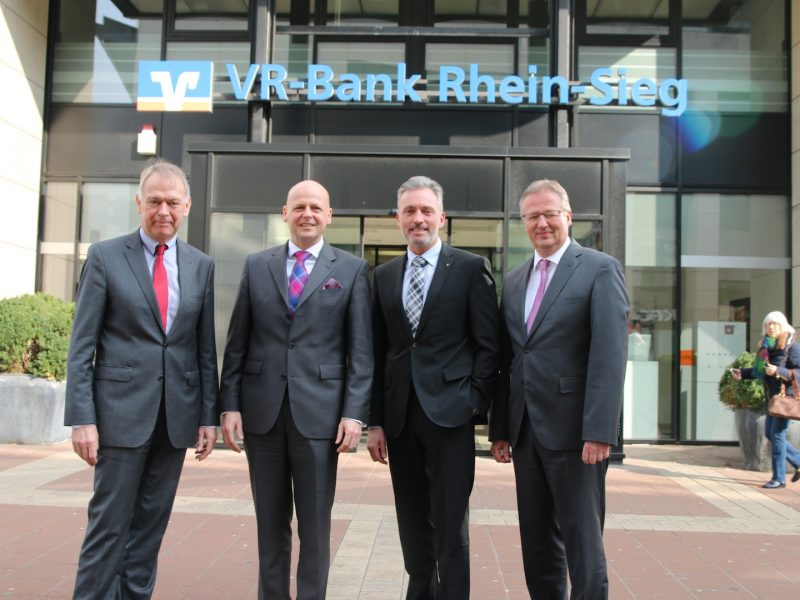 Vr Bank Rhein Sieg Blickt Auf Ein Erfolgreiches Geschaftsjahr Zuruck Kabinett Online