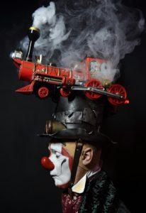Paolo Carillon – Clown